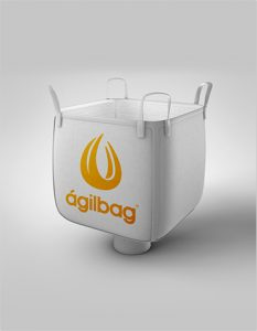 big bag com válvula inferior