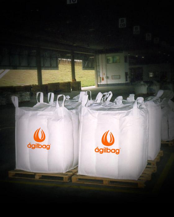 apoio operacional agilbag - big bag